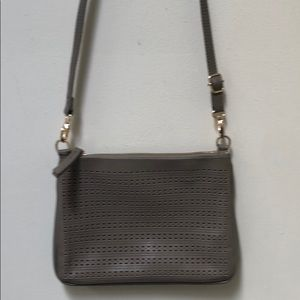 Salvador Bachiller Crossbody Bag in Taupe